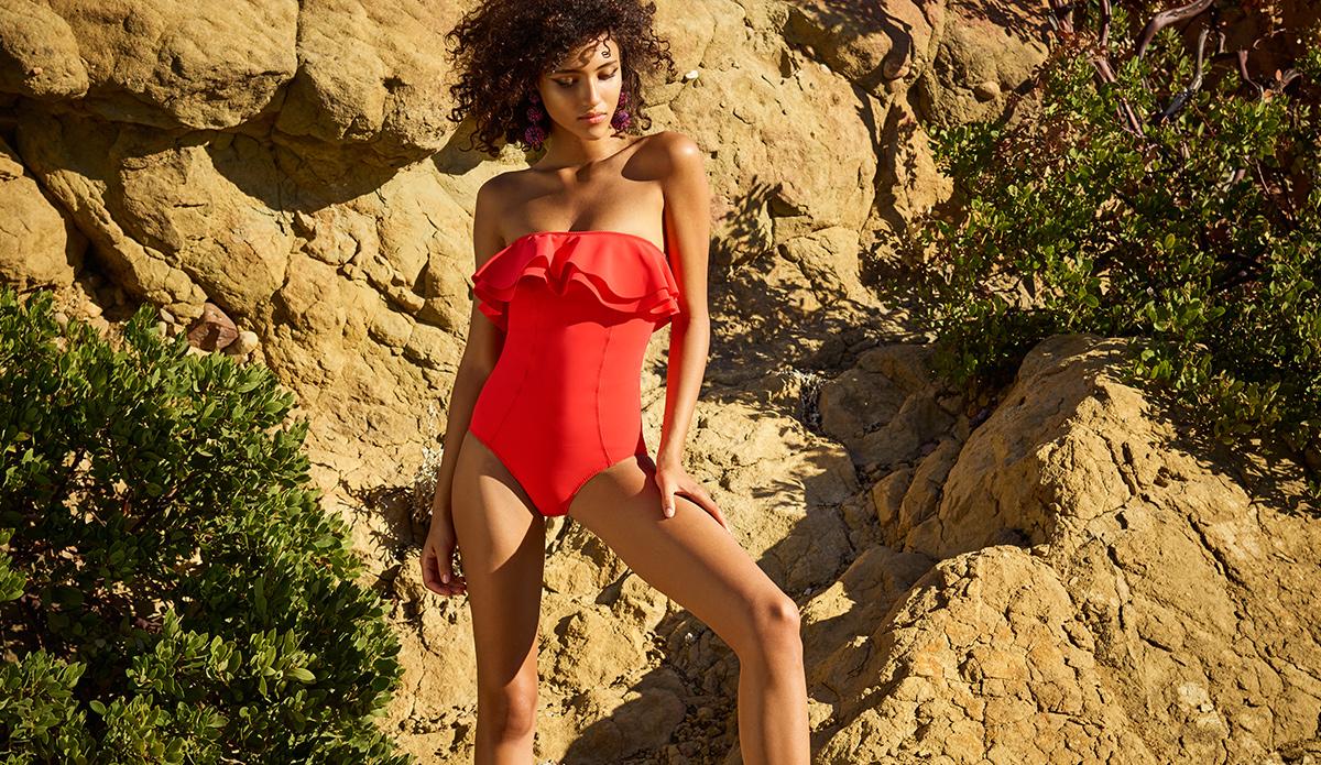 Lisa Marie Fernandez Swimwear