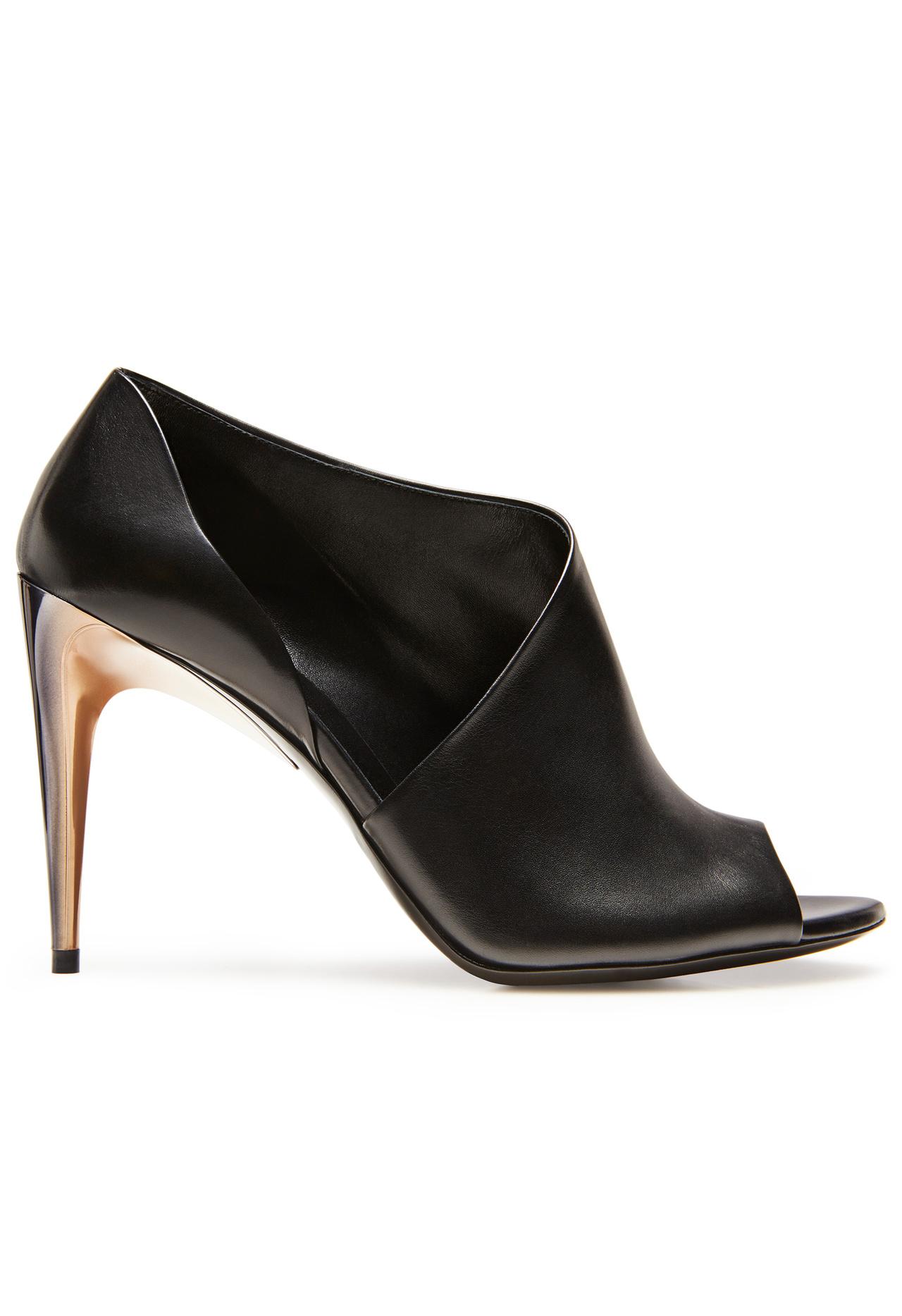 Кожаные туфли La Perla