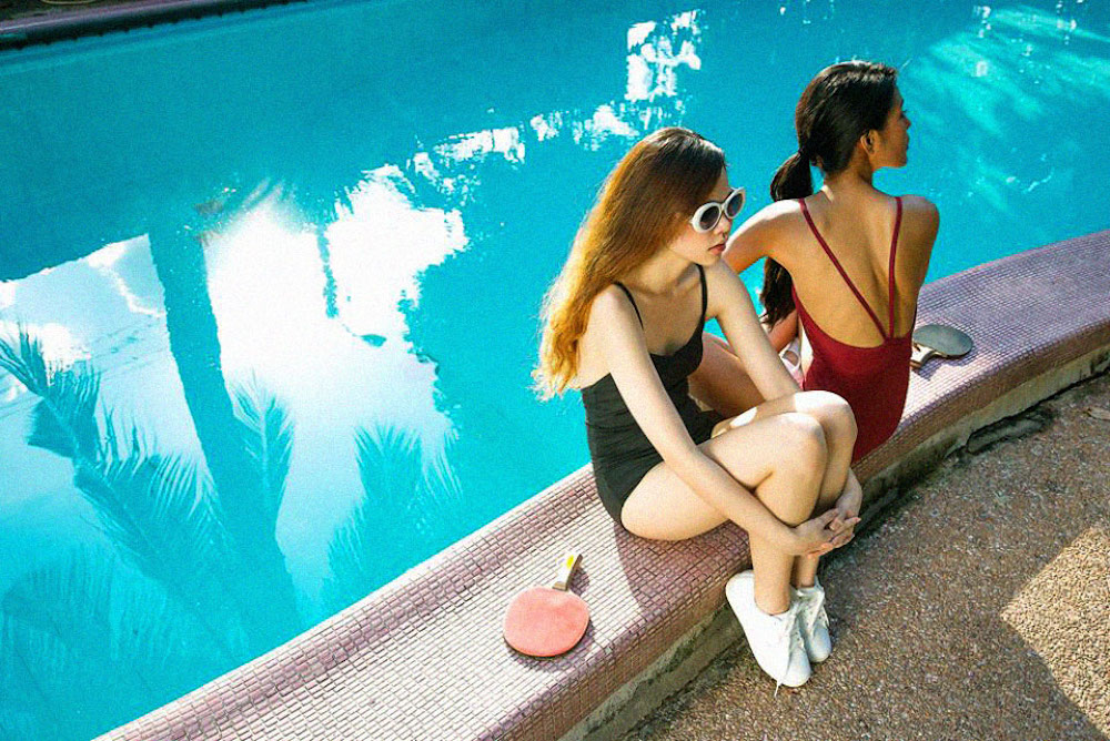 Будуарный шоппинг в Бангкоке. Где искать красивое нижнее бельё и купальники. Тайский бренд купальников April Pool Day