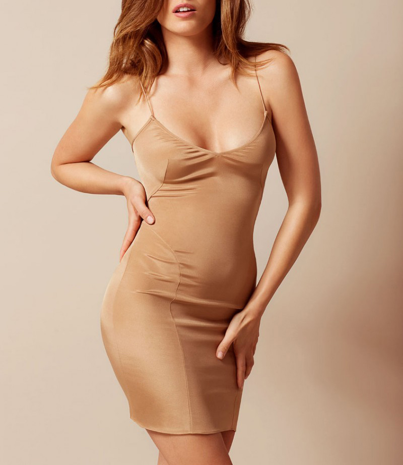 Будуарное бельевое платье из крепдешина. Agent Provocateur
