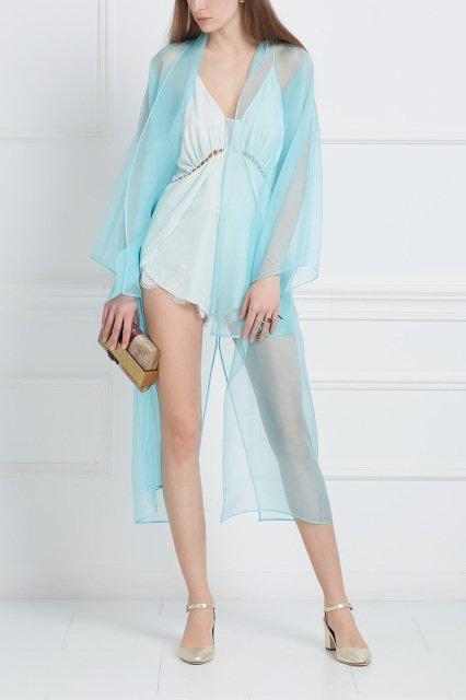 Шелковый халат «Колибри» ESVE,42500 Р