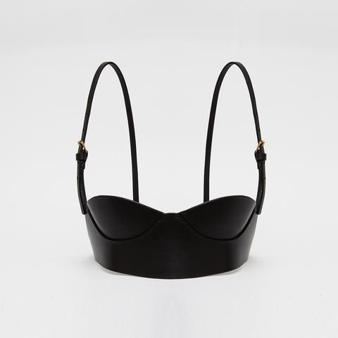 Ilya Fleet balcony bra, £365