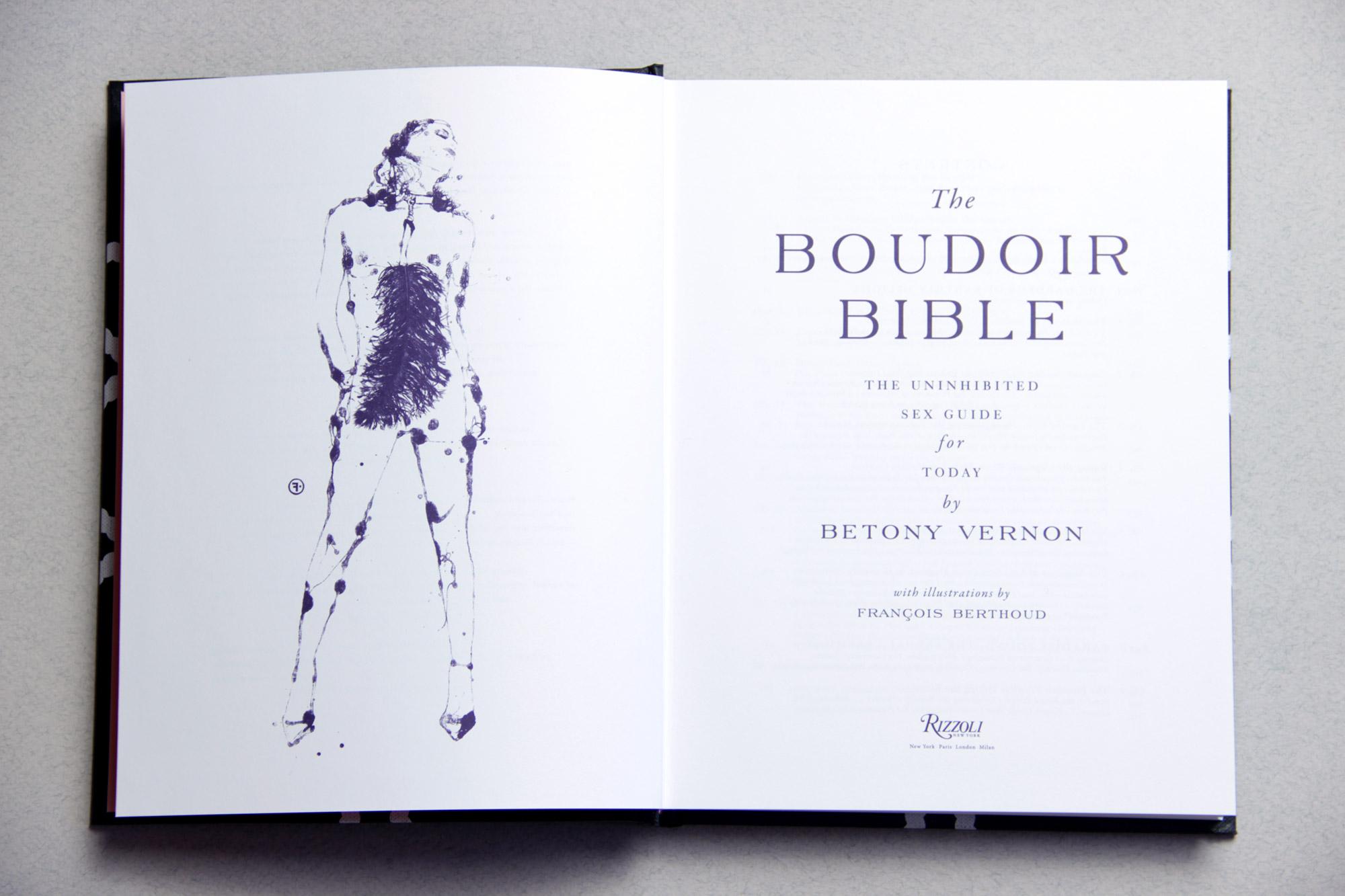 Рецензия на книгу «Библия для будуара. Руководство для секса без границ» Бетани Вернон (на русском языке) в журнале GB {Garterblog.ru}