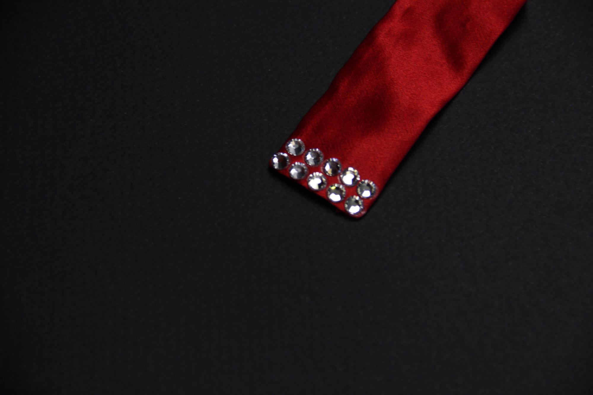 Обзор подвязки из шелк-сатина Sonata Rapalyte в журнале о нижнем белье и стиле GB {Garterblog.ru}
