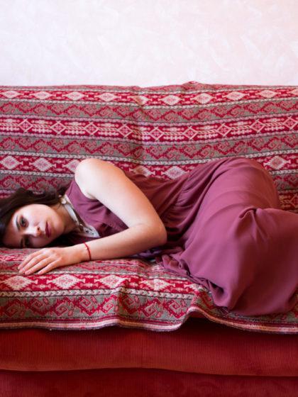 Рубрика «Будуарный гардероб» в журнале GB {Garterblog.ru}. Героиня – психолог Надежда Санкина, психолог