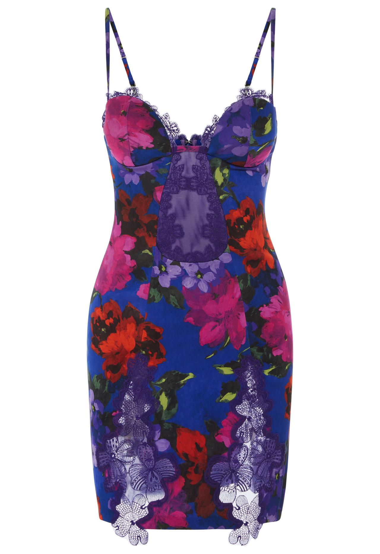 Коллекция одежды и нижнего белья La Perla Pre-Fall 2017