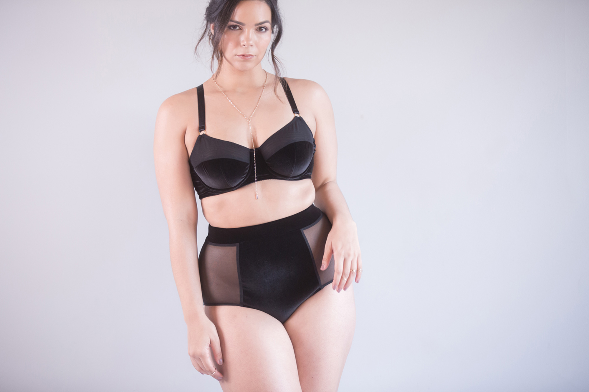 Interview with Impish Lee lingerie brand founders {Garterblog.ru}