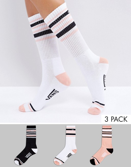 Спортивные носки. 3 пары носков Vans 1 463,41 руб.