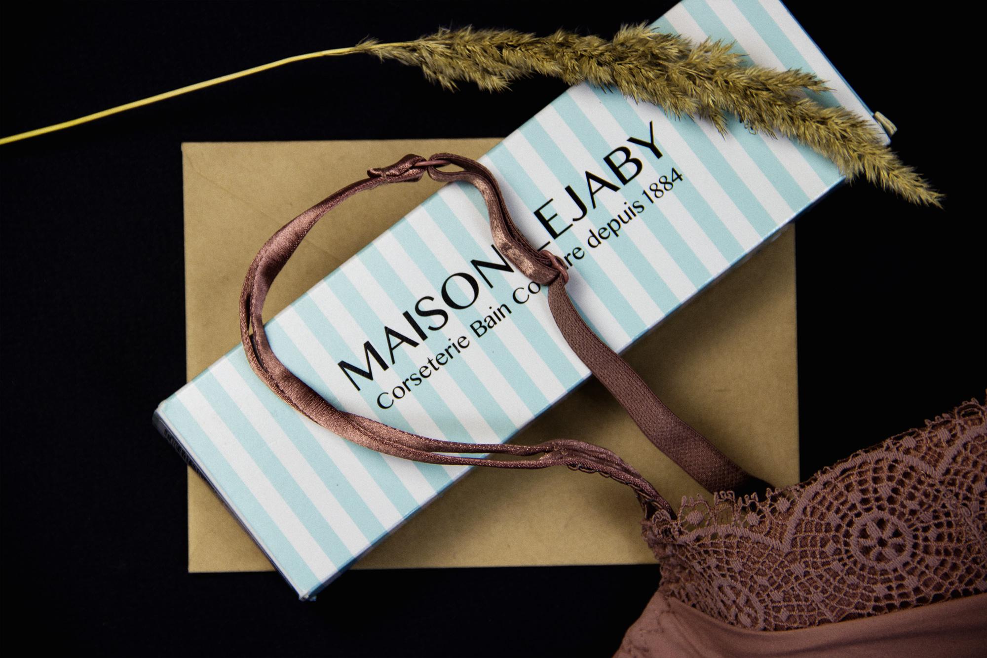 Обзор французского нижнего белья Maison Lejaby и русского интернет-магазина Best-elle