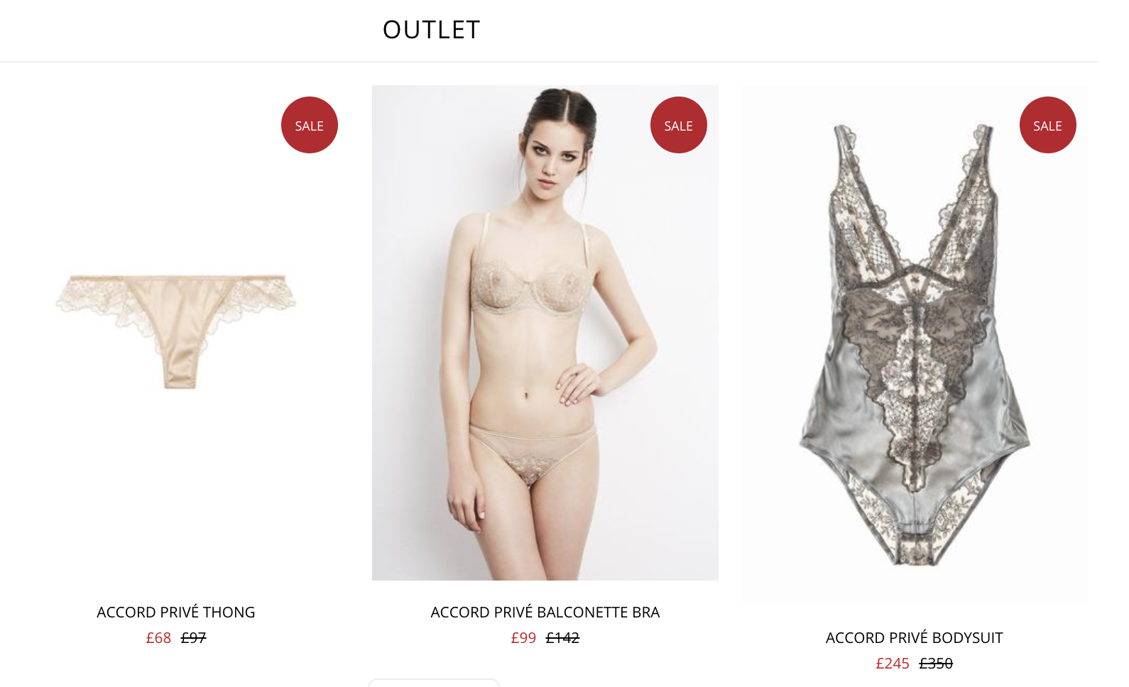 Lingerie Brand I.D.Sarrieri Opened It's Own Online-Outlet
