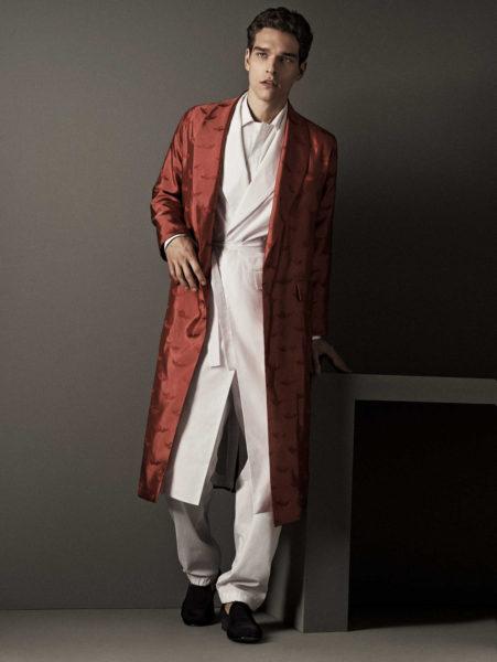 Нижнее белье и одежда для мужчин от итальянского бренда La Perla