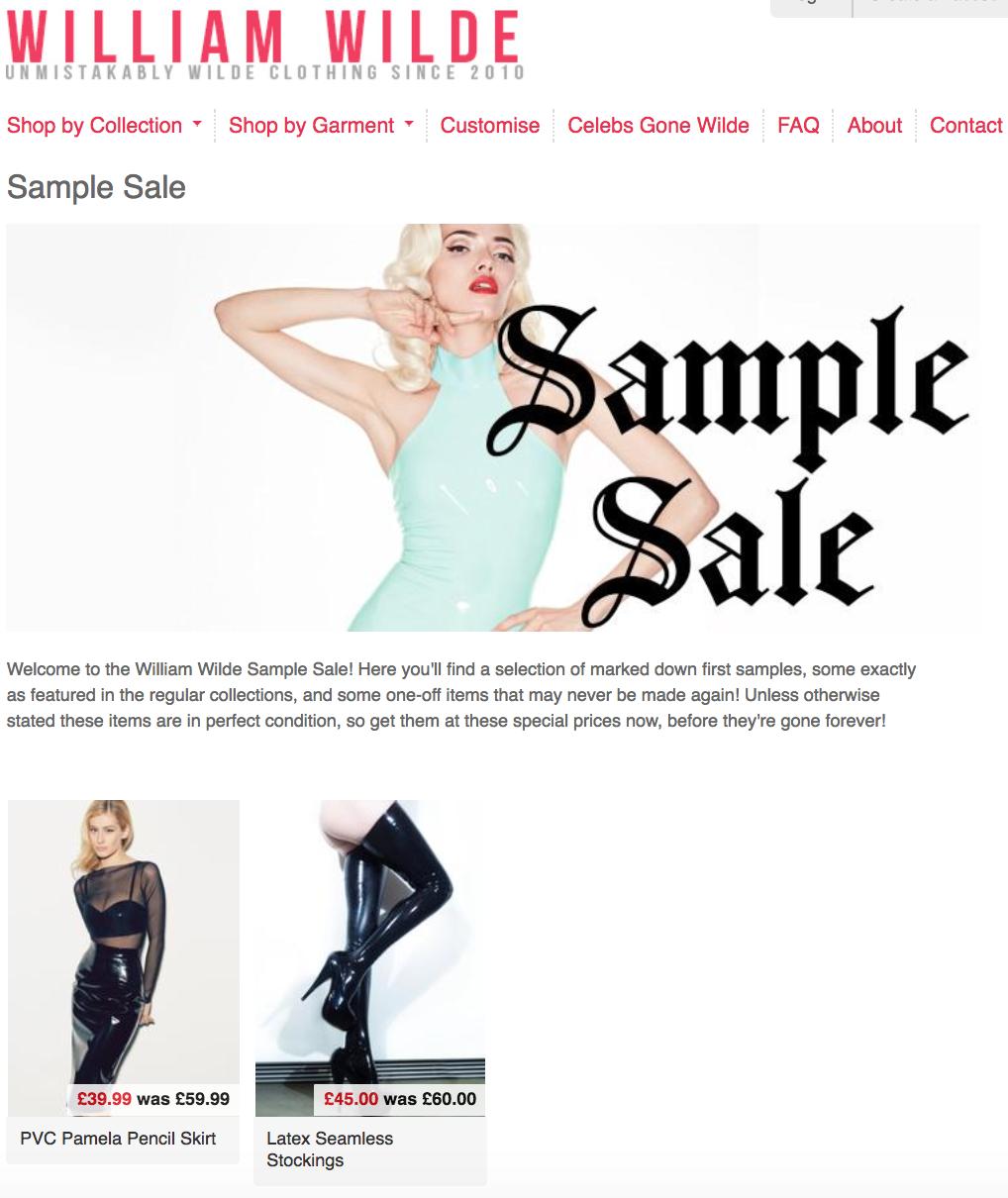 [Вопрос] Что такое распродажа сэмплов (Sample Sale)