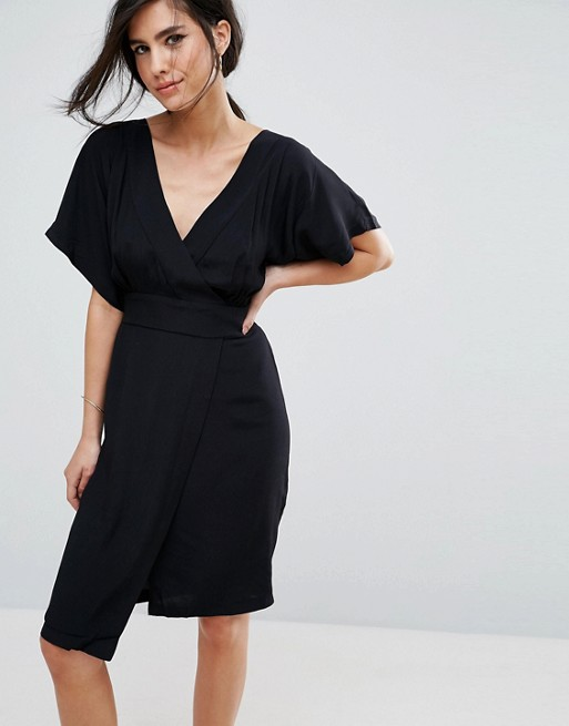 Платье с запахом Closet London 2 890,00 руб. RRP 5 090,00 руб.