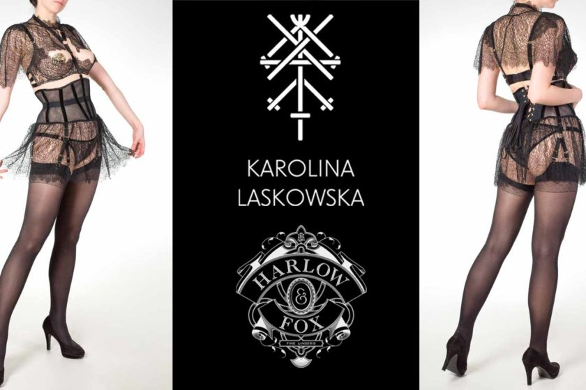 Karolina Laskowska и Harlow & Fox выпустили коллаборацию