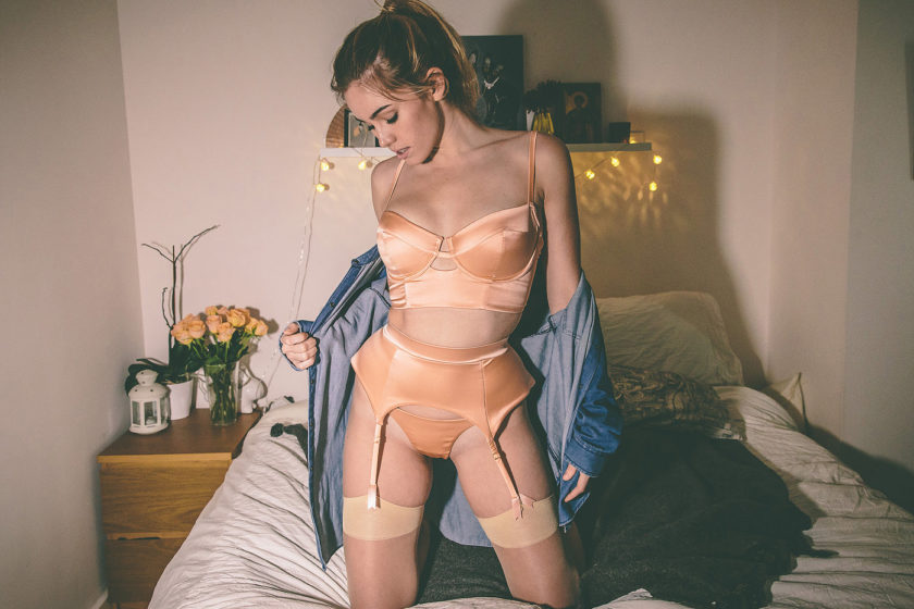 Studio Pia lingerie, interview