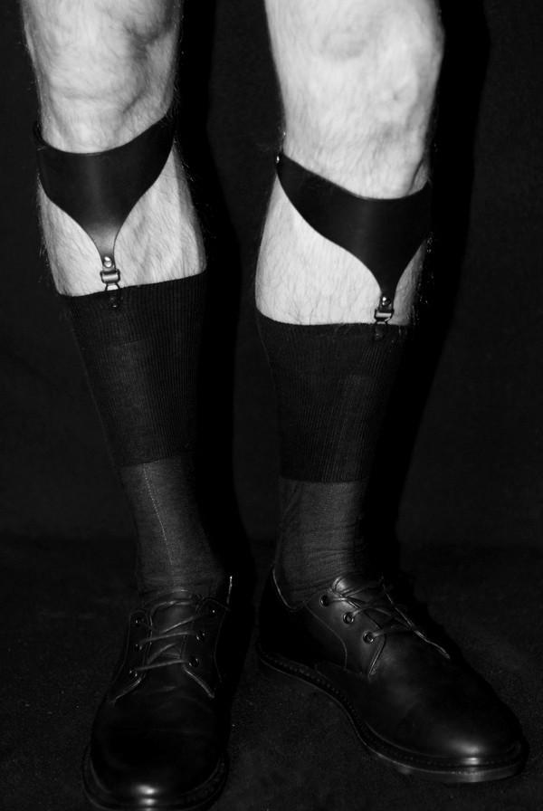 Zana Bayne Victory Sock Garters