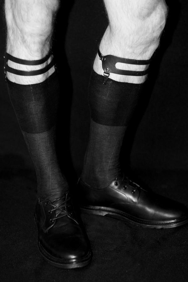 Zana Bayne Champion Sock Garters
