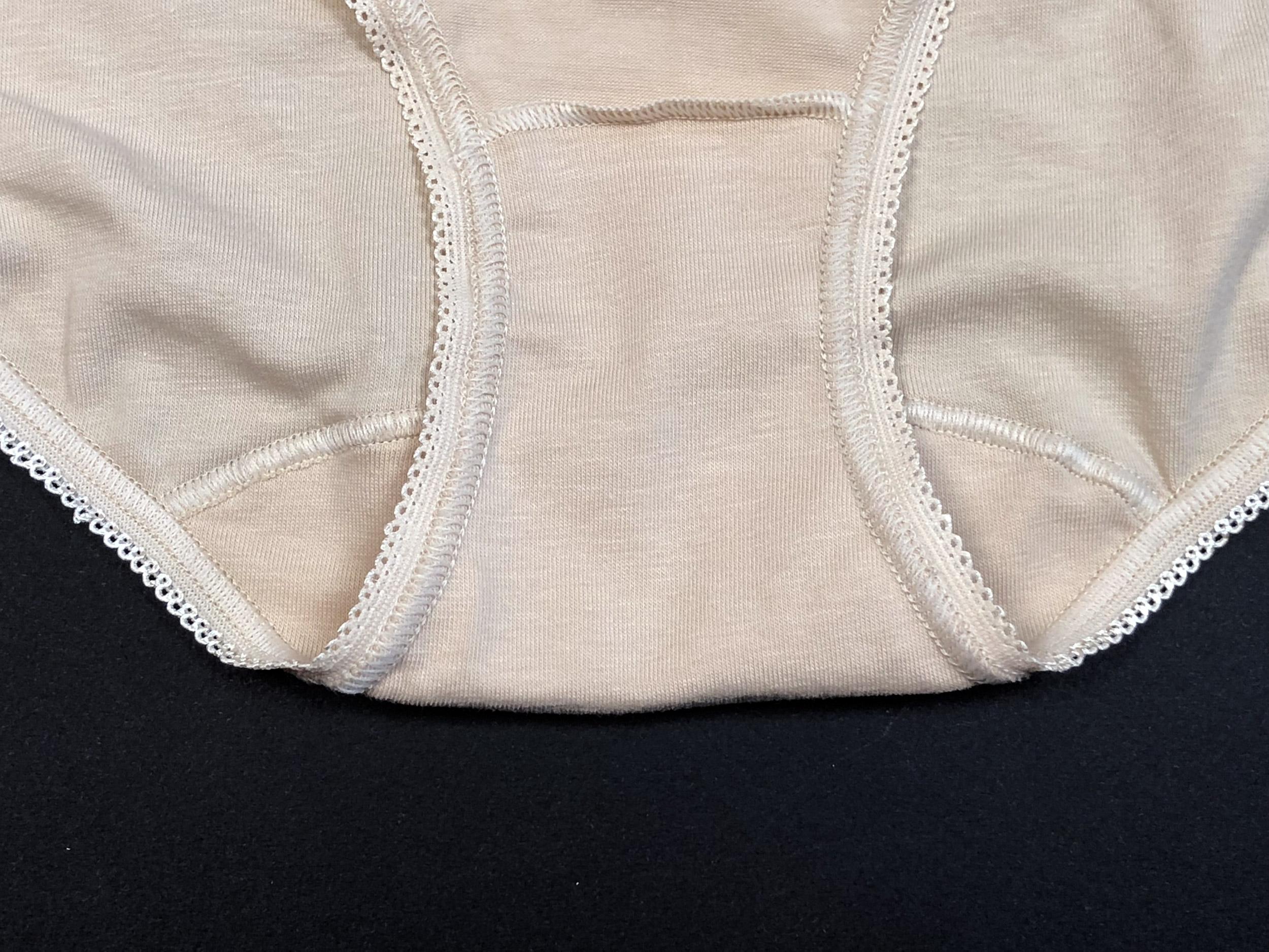 Тестирование базовых хлопковых трусов на Garterblog.ru / Бренд Cote Coton by Oryades