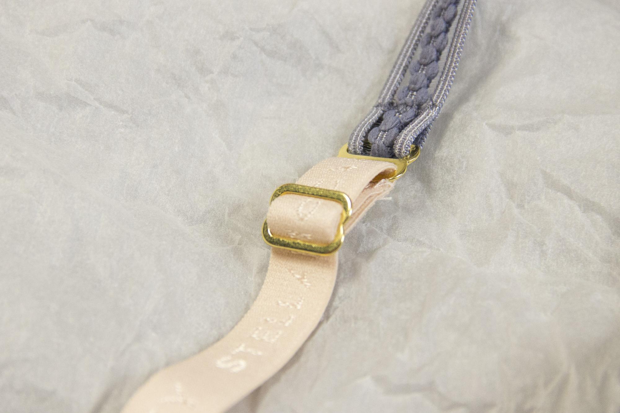 Нижнее бельё для русалки: Обзор комплекта Cherie Sneezing от Stella McCartney на garterblog.ru