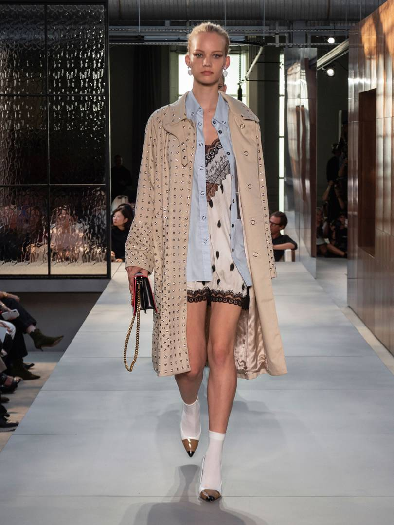 Burberry Spring/Summer 2019 Ready-To-Wear Collection