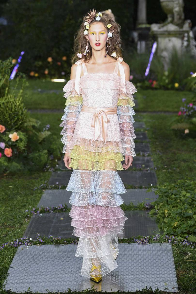 Rodarte SS19 Photo: INDIGITAL
