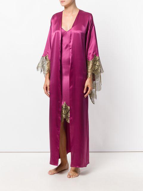 GILDA & PEARL длинное кимоно