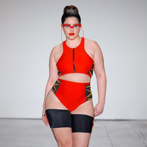Chromat Launch Top