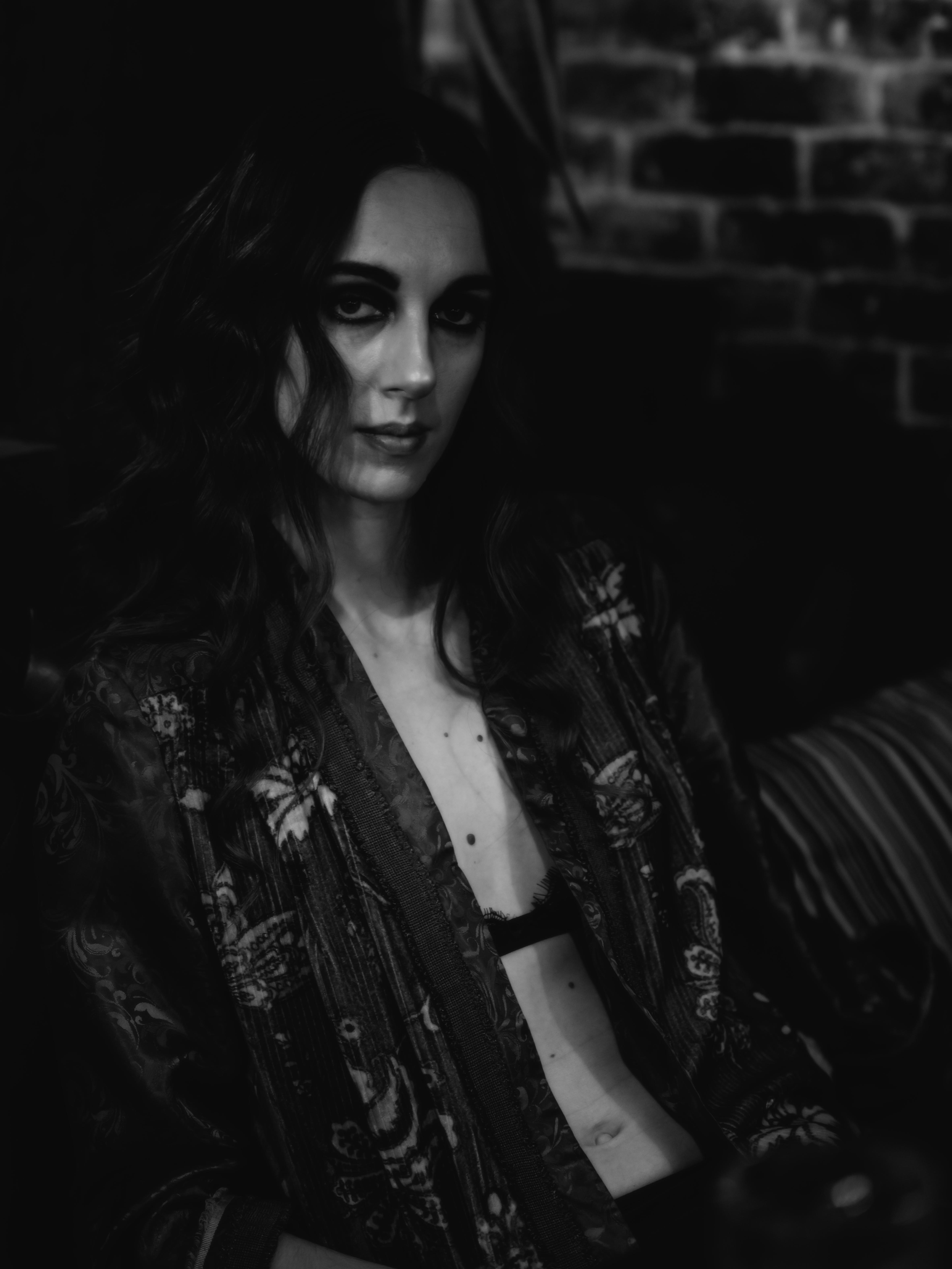 Фотограф Мария Цуман, модель Татьяна Койчева специально для garterblog.ru