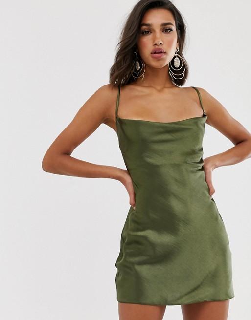 Платье-комбинация Asos