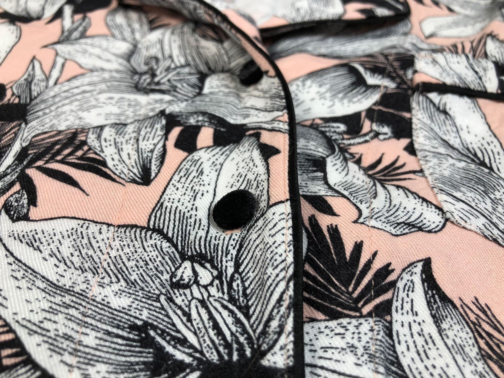 Обзор пижамы Tobewomen в журнале garterblog.ru