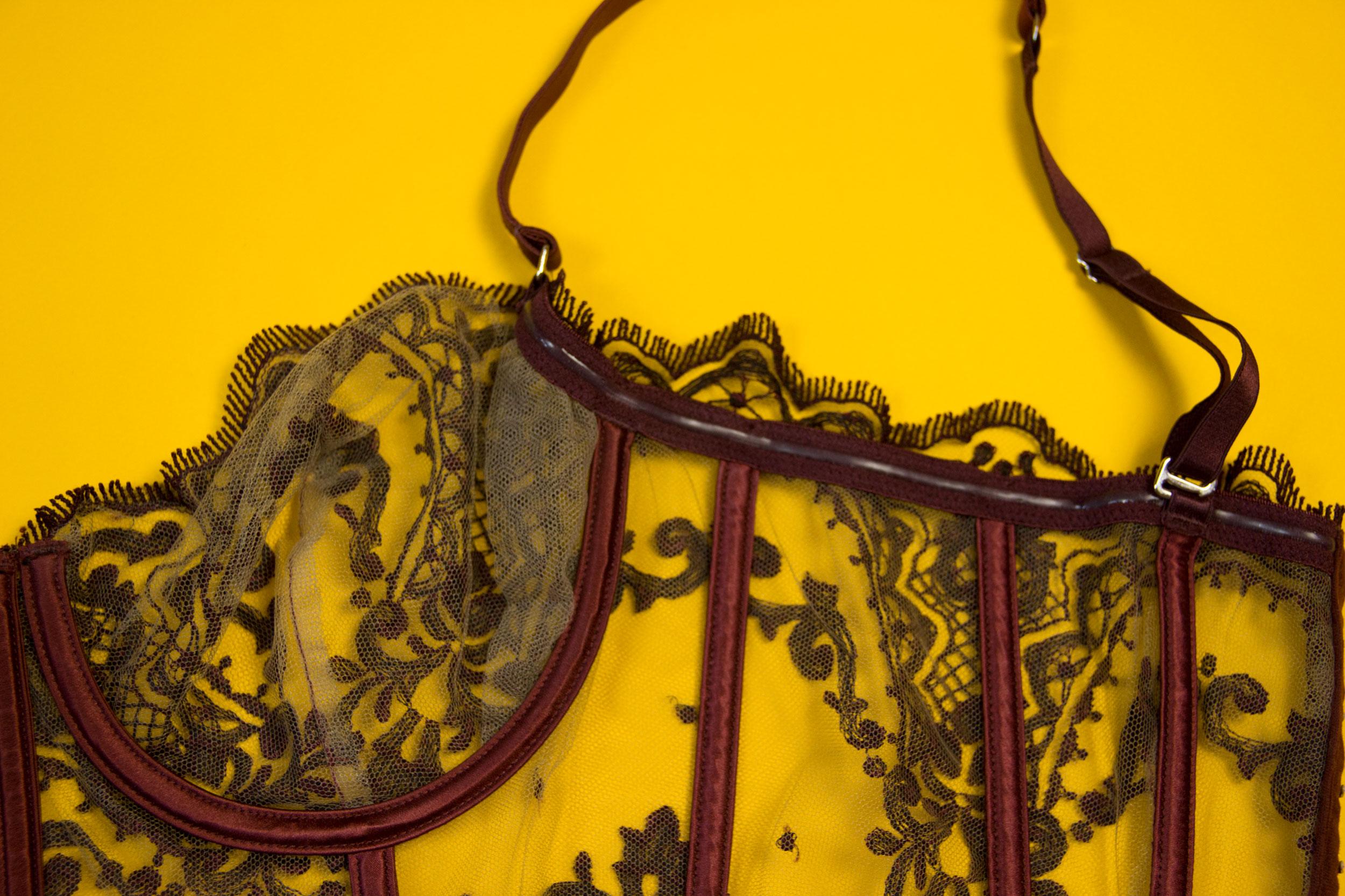 Обзор удлинённого бюстгальтера I.D.Sarrieri на garterblog.ru. Все права защищены