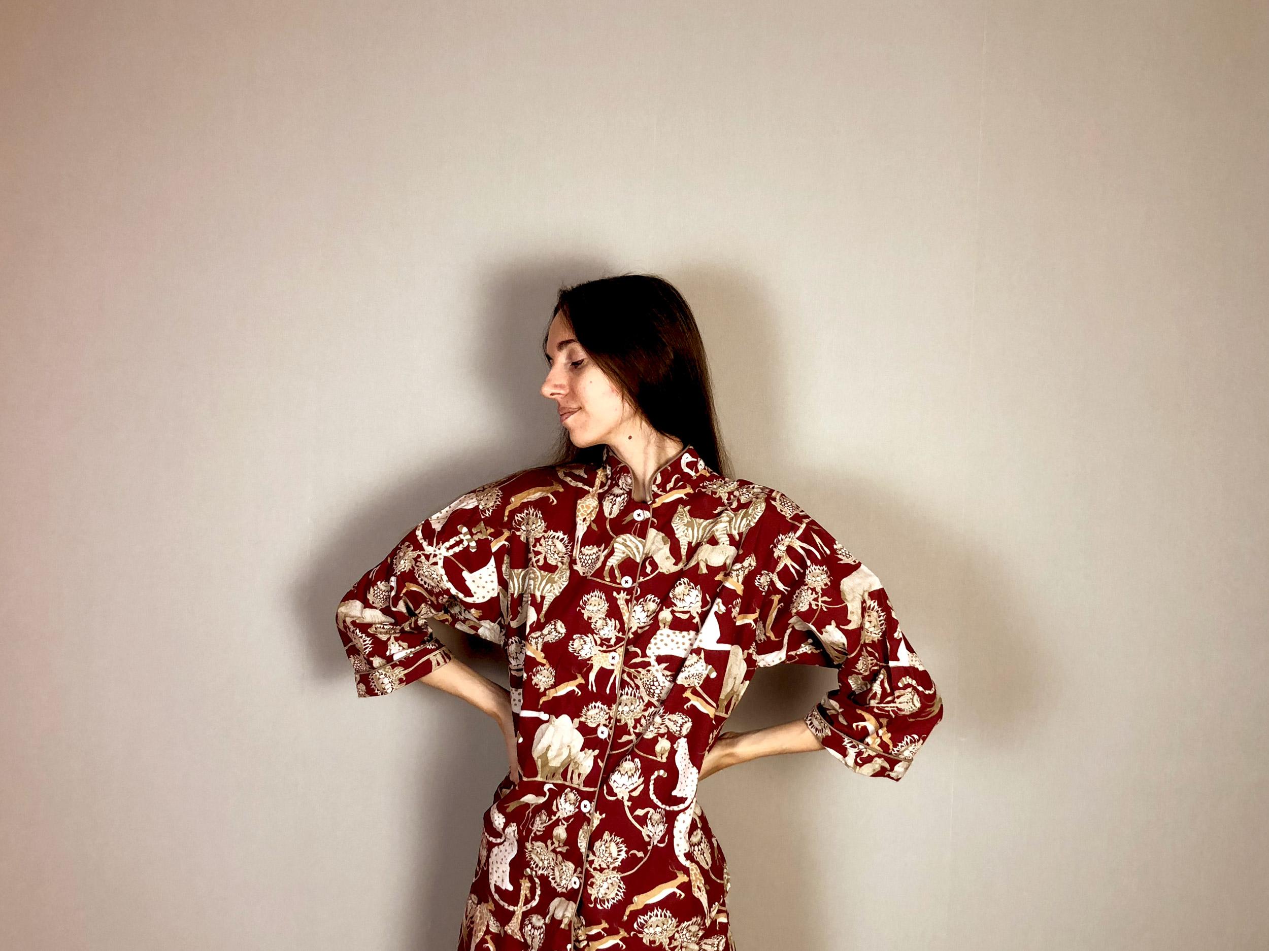 Обзор пижамы из органического хлопка C. St. Quinton на garterblog.ru