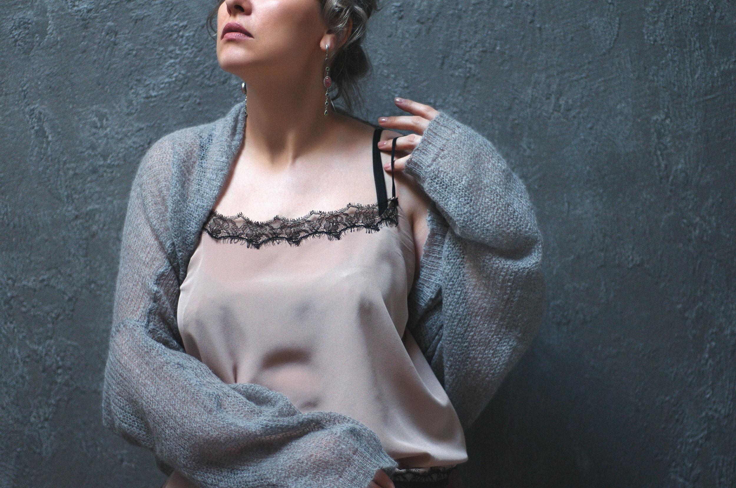 Будуарный гардероб с Евгенией Миловидовой: дизайнер украшений о своей домашней одежде и белье специально для garterblog.ru