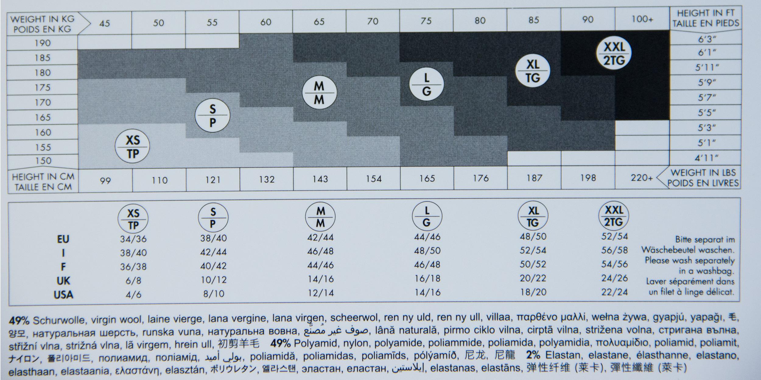 Сравнительный обзор теплых колготок. Колготки из шерсти Wolford Merino